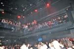 Het was al snel druk voor aanvang van het concert!